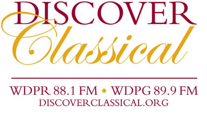 Sunday, September 8, 2019 Discover Classical Playlist
